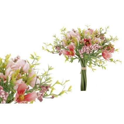 Lúčne kvety v kytici