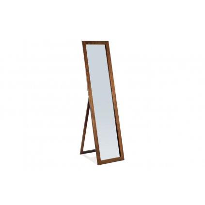 zrkadlo stojace, orech