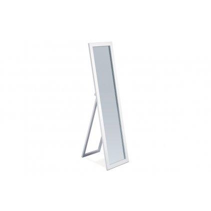 zrkadlo stojace, biele