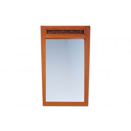 zrkadlo kaučuk/ratan