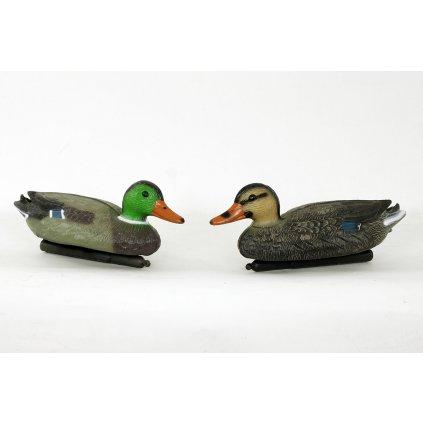 Kačka alebo káčer plastový  plávajúci 37CM, cena za jeden kus