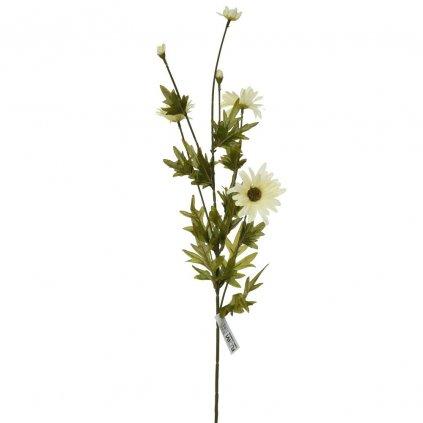 umelý kvet GERBERA 78CM
