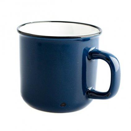 Keramický hrnček modrý,440ml
