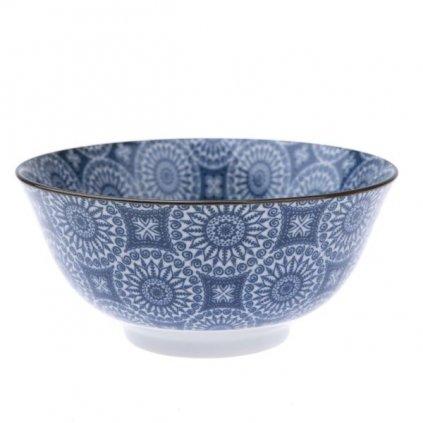 Porcelánová miska modrý vzor 250ml
