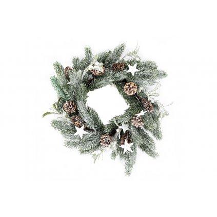 Veniec, vianočná dekorácia 40cm