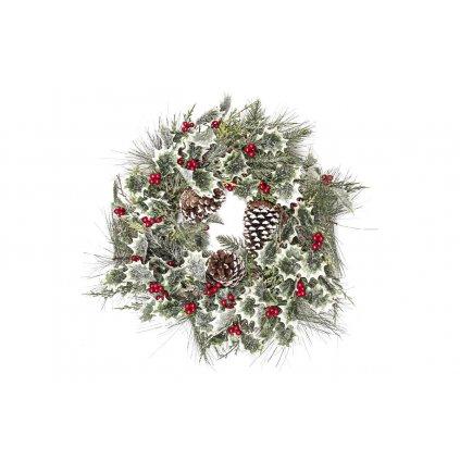 Vianočný veniec 18x50x18cm
