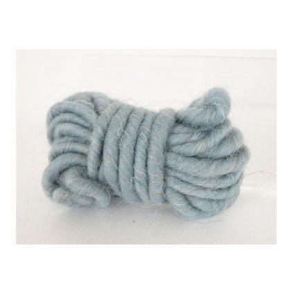 Bavlna dekoračná modrá 3m