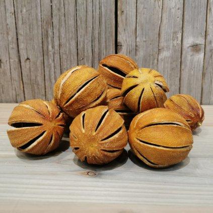 sušený pomaranč vonná dekorácia 5cm cena za 1ks