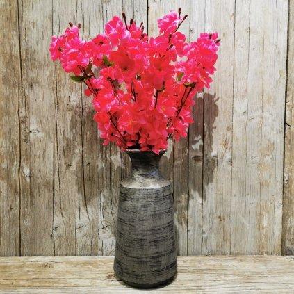 umelá vetvička čerešňa ružova 56cm cena je za 1ks