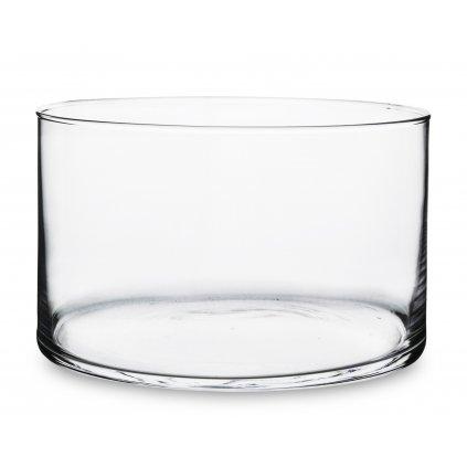 misa sklenená priehľadné sklo 12x20x20cm 97402