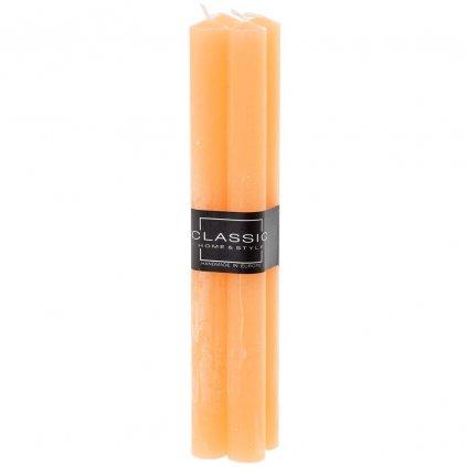sviečka špic x4 RUSTIC CLASSIC LOSOS 85gr