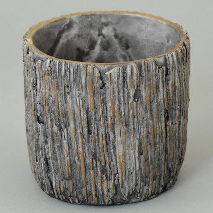 Obal kameň valec 18,5x18,5x18cm