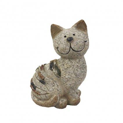 Kočka dekorační X2330