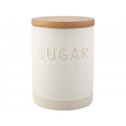 Keramická dóza na cukor Origins  10x10x13,5cm