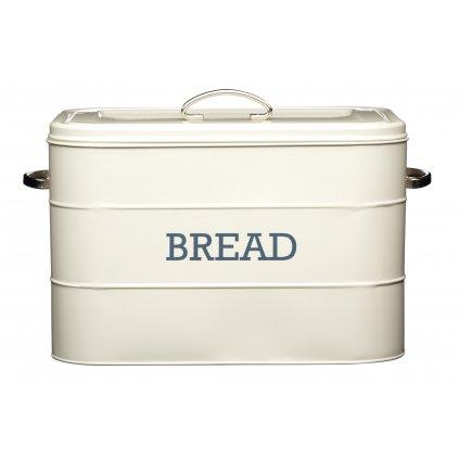 Plechová dóza Living Nostalgia na chleba