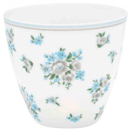 Porcelánový hrnček na latté Nicoline Beige 9x10cm 300ml