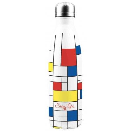 Cestovná termofľaša  Mondrian 500ml