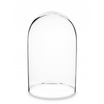 poklop sklenený 25x15x15cm