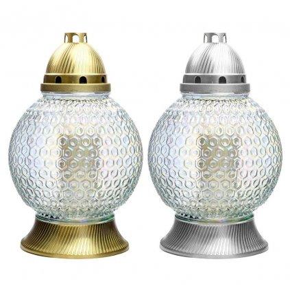 kahanec GUĽA sklo perleť 200GR 30x19x19cm