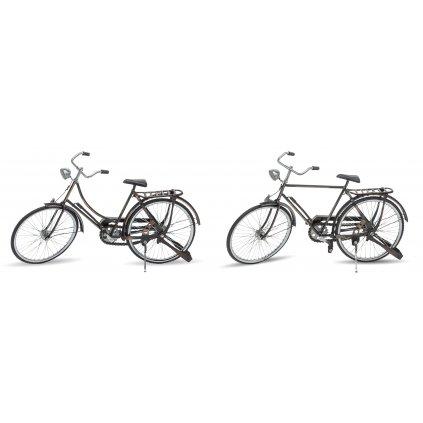 bicykel kovový dekorácia 25x41cm