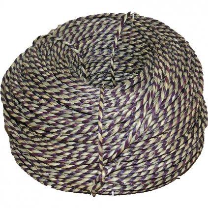 elhar šňúra-prírodná+barevná 1 ks 5321016