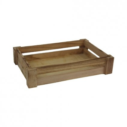 Bednička drevená D1881/M