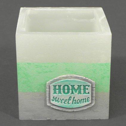 HOME SWEET HOME LAMP.KVÁDER PIST.