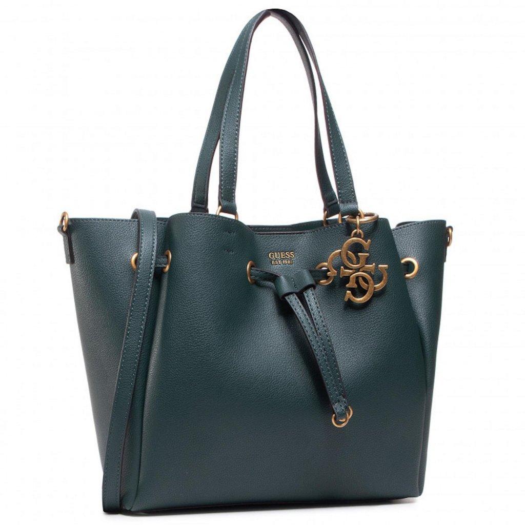 Zelená kabelka - GUESS