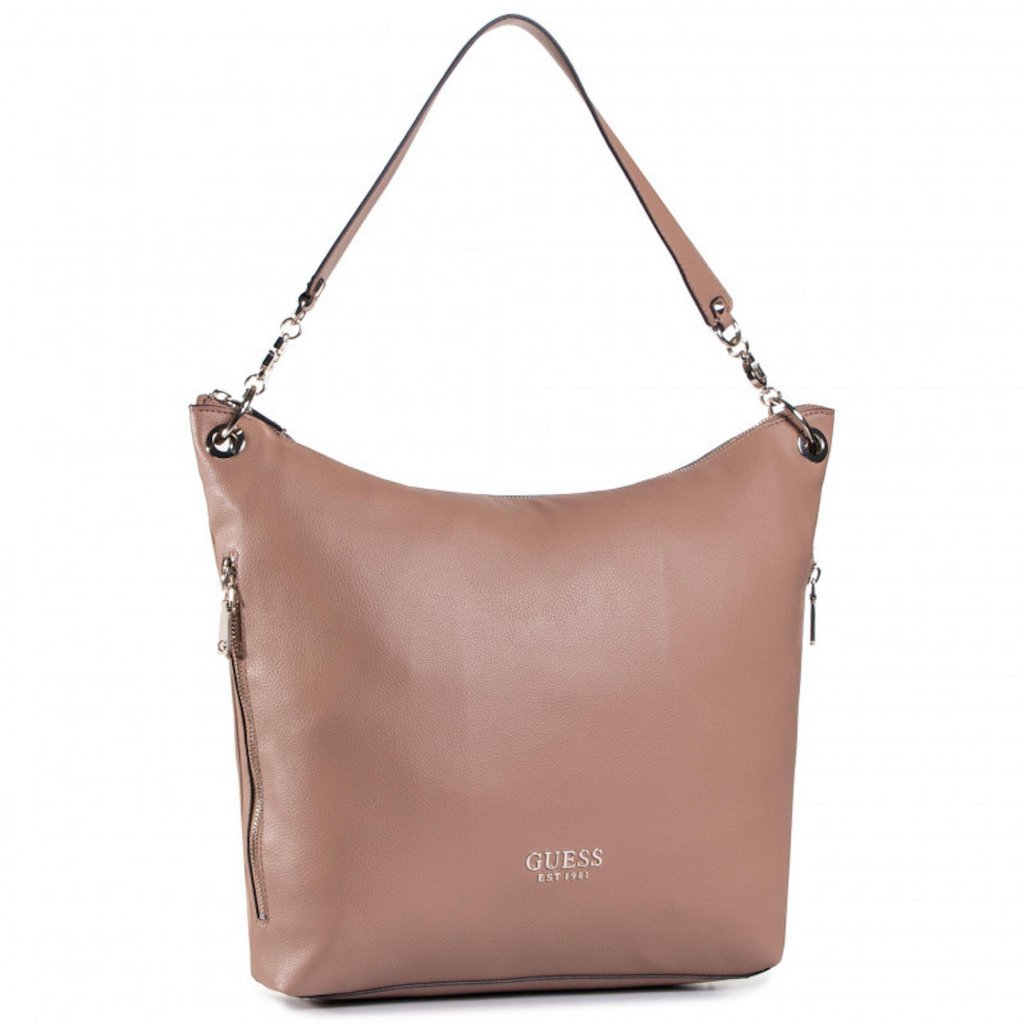 Béžová kabelka - GUESS