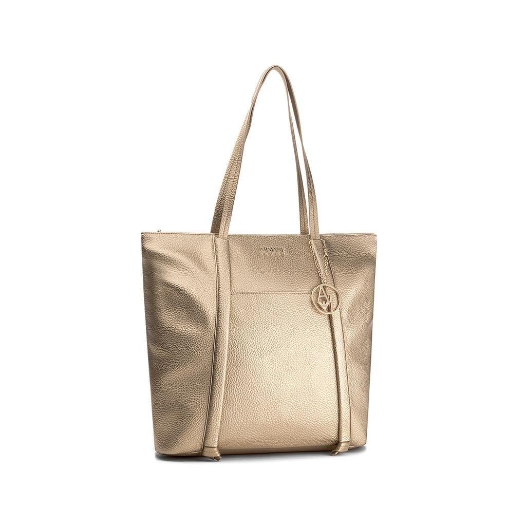 Zlatá kabelka - ARMANI JEANS
