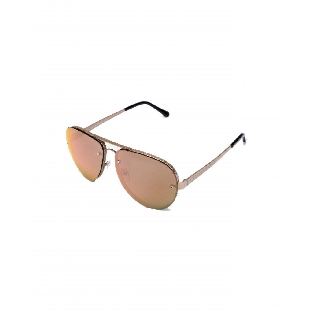 Zlaté sluneční brýle - PHILIPP PLEIN