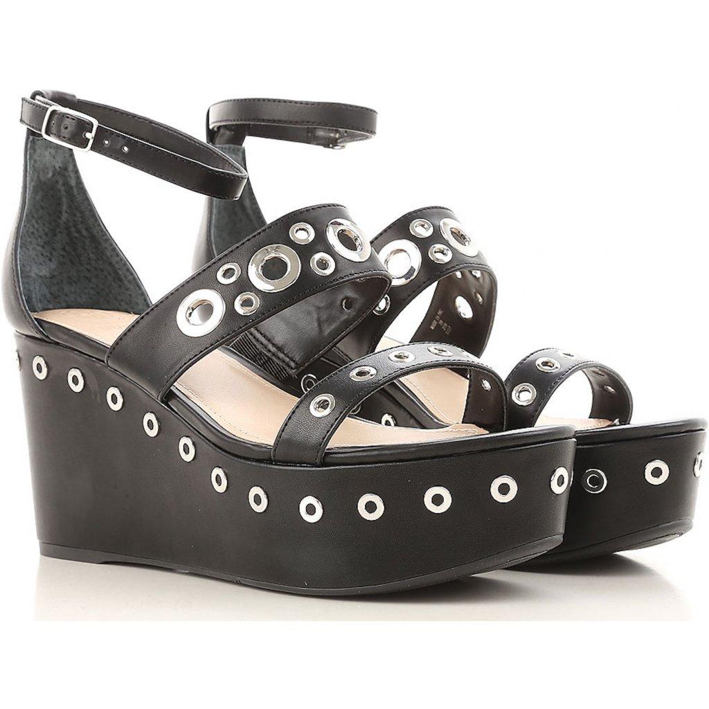 guess womens shoes guesswsho flni01ele03nero carousel 1