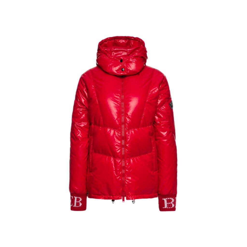 iceberg vatovana bunda 19ii2p0j0215930 cervena regular fit 4 cut