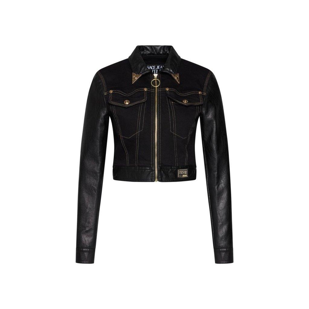 Černá bunda - VERSACE JEANS COUTURE