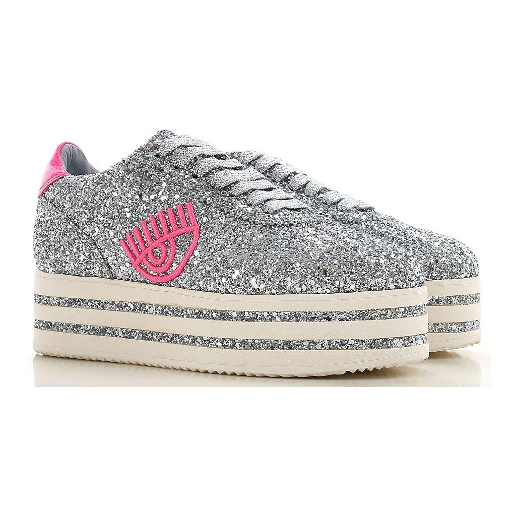 chiara ferragni womens shoes chferwosh cf1991argentoargento carousel 1