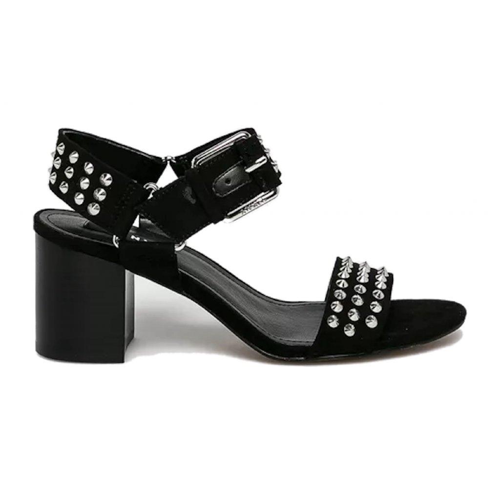 Černé sandály - DKNY