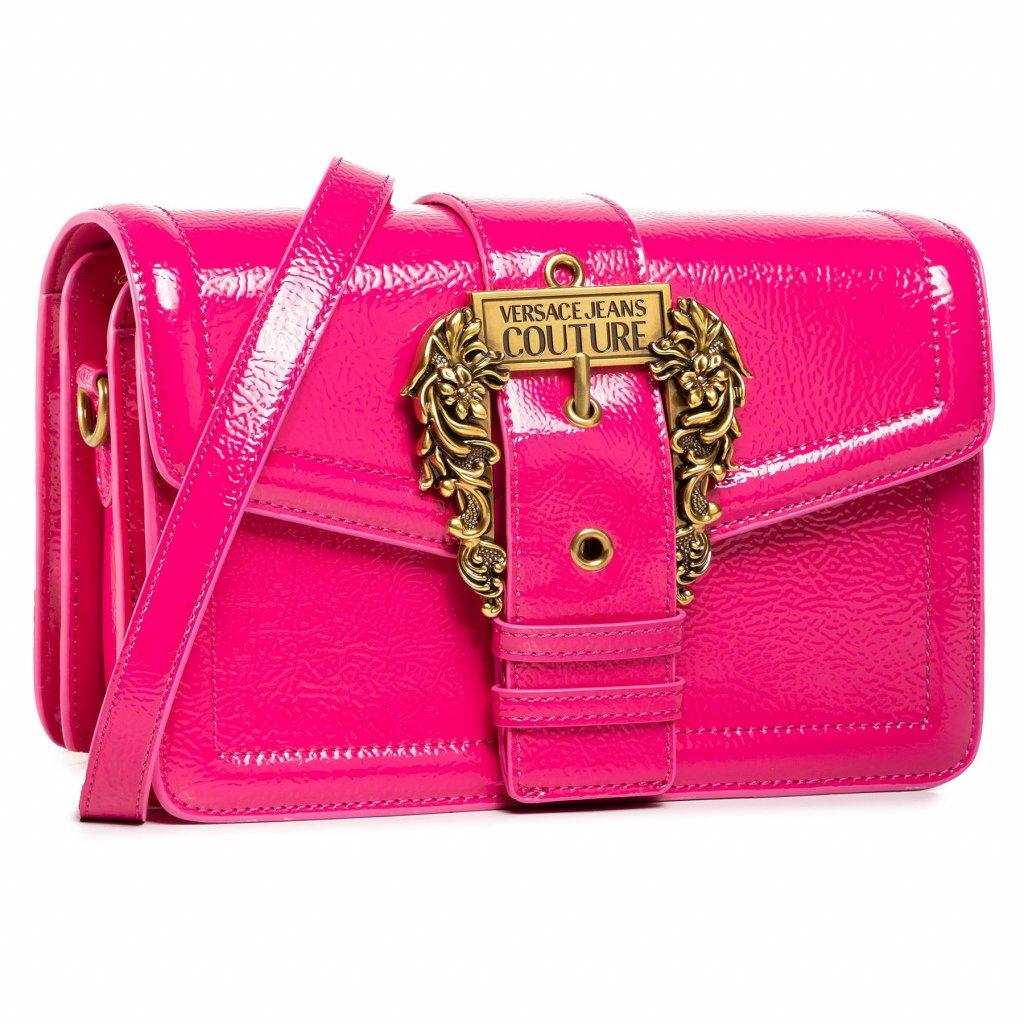 versace jeans couture kabelka e1vzbbm7 ruzova