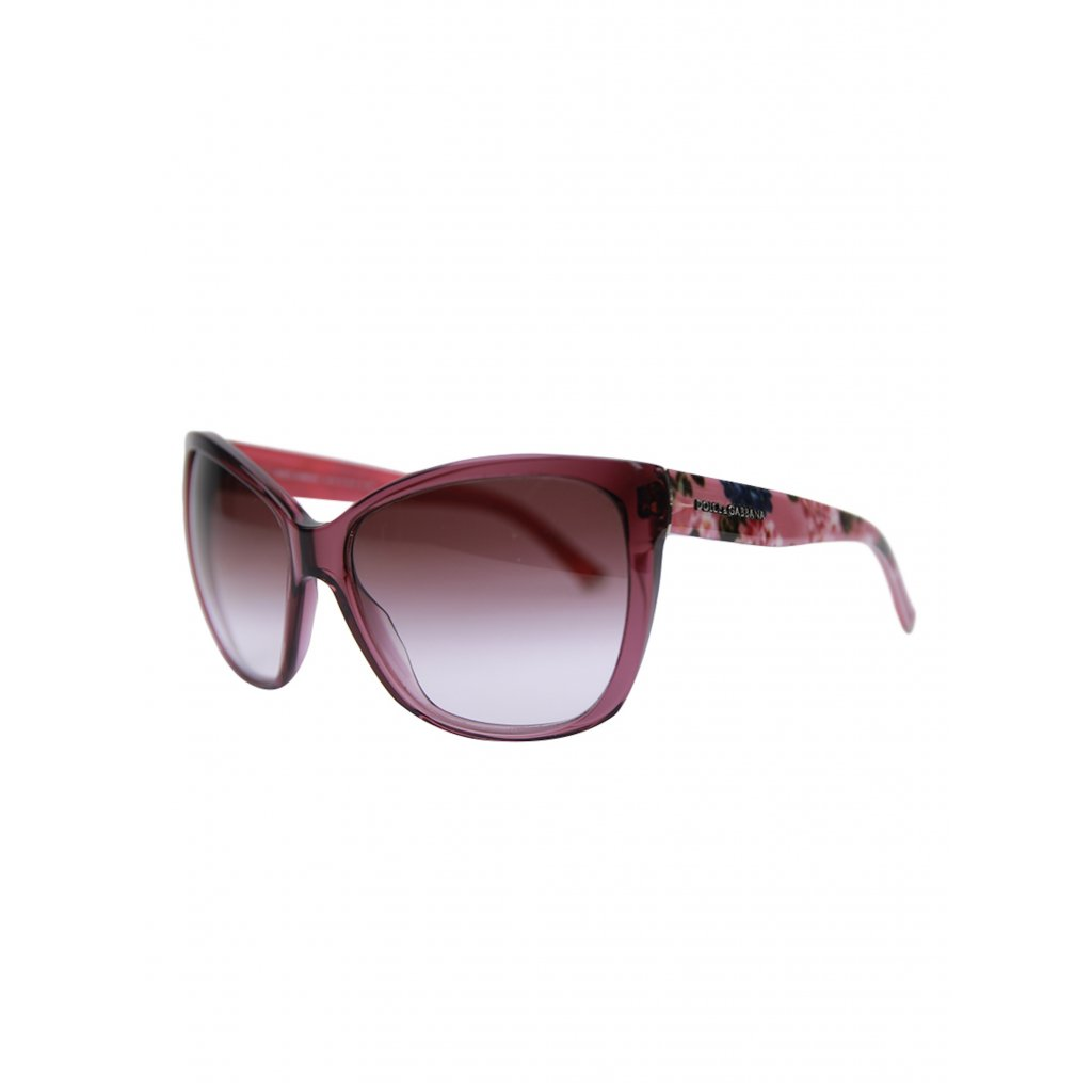 oculos dolce e gabbana floral dg4111 m fkc2 718112
