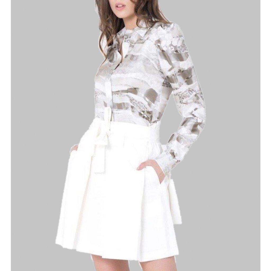 Bílá sukně - GIANFRANCO FERRE