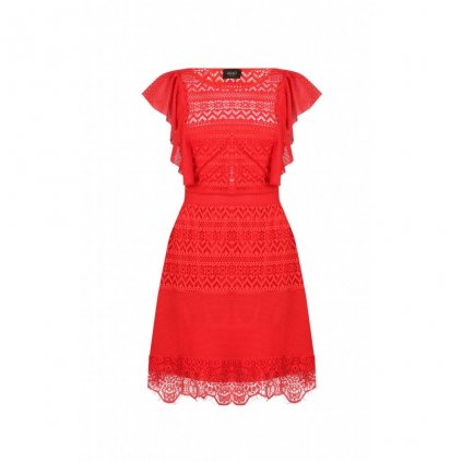 Červené šaty - LIU JO