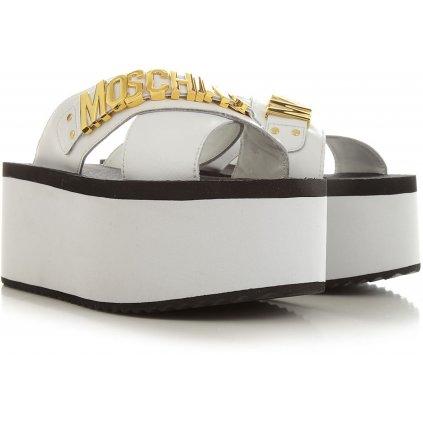 moschino womens shoes moswsh ma28118i0cmf0100 carousel 1
