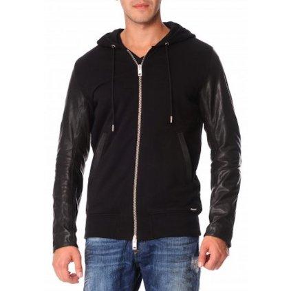 Černá bunda - DIESEL