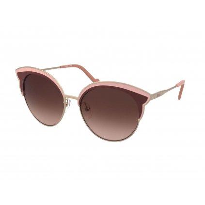 Růžové sluneční brýle - LIU JO