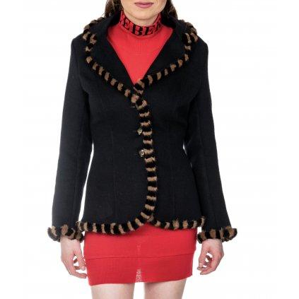Černý kabát - ESCADA