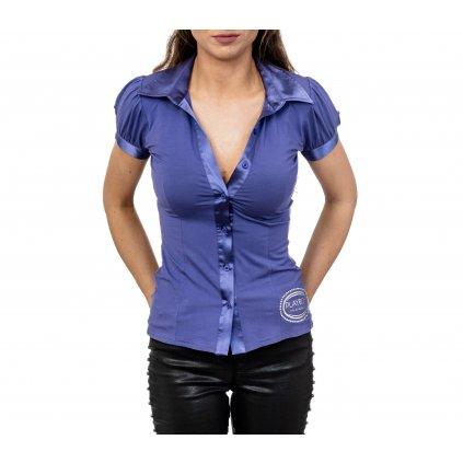Fialové tričko - PLAYBOY