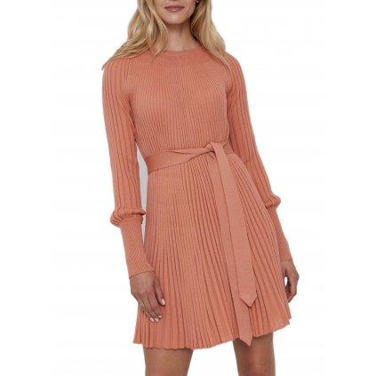 Růžové šaty - TWINSET