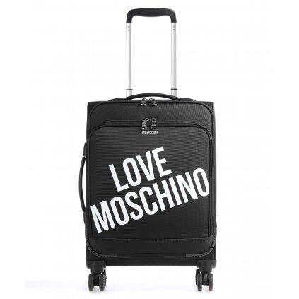 love moschino kufr se 4 kolecky cerna 56 cm jc5100pp1blu1 00a 31