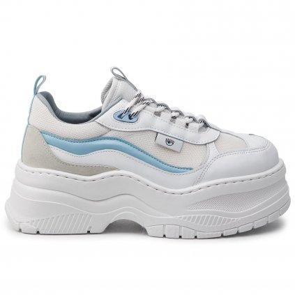 chiara ferragni sneakersy cf2341 bila 2