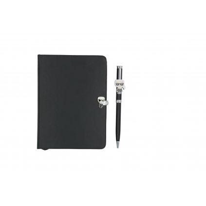 Sada sešit a pero - KARL LAGERFELD | ikonik