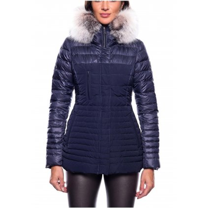 100 plumes d oie paolina navy 9